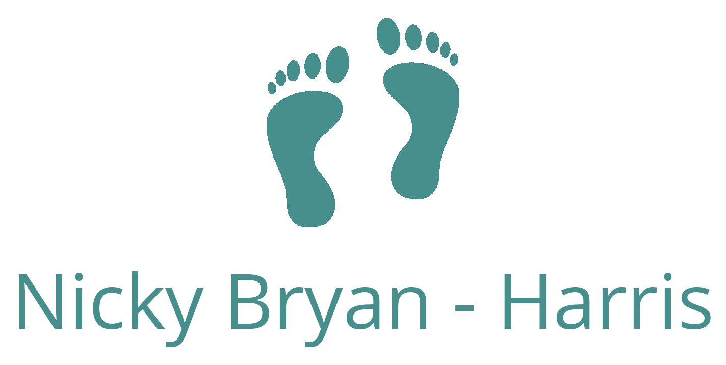 The Nicky Bryan-Harris Podiatrist/Chiropodist Logo